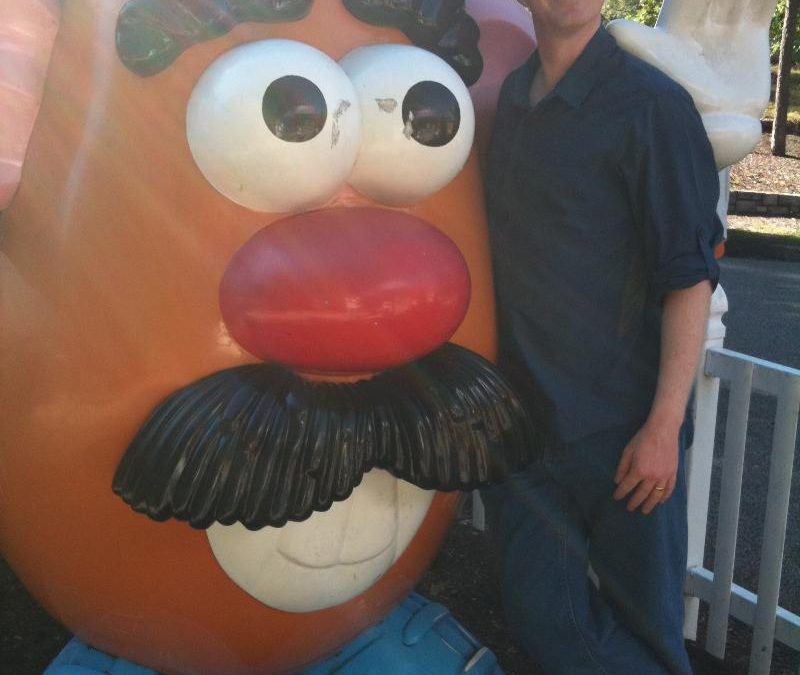 Mr. Potato Head turns 60
