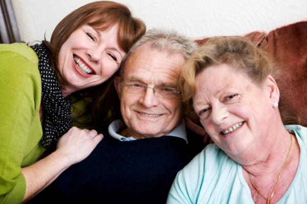 Help Your Aging Parents