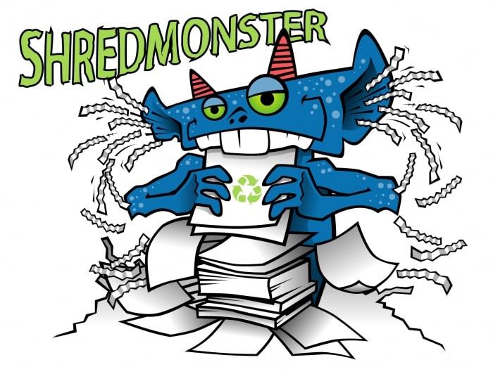 ShredMonster