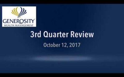 2017 3rd Quarter Review
