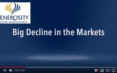 December 2018: Big Market Declines