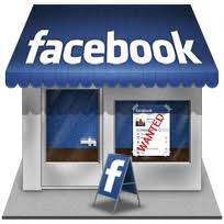 "Please ""Like"" me on Facebook"