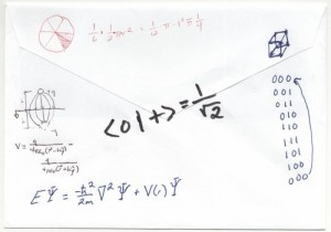 back of the envelope calculation