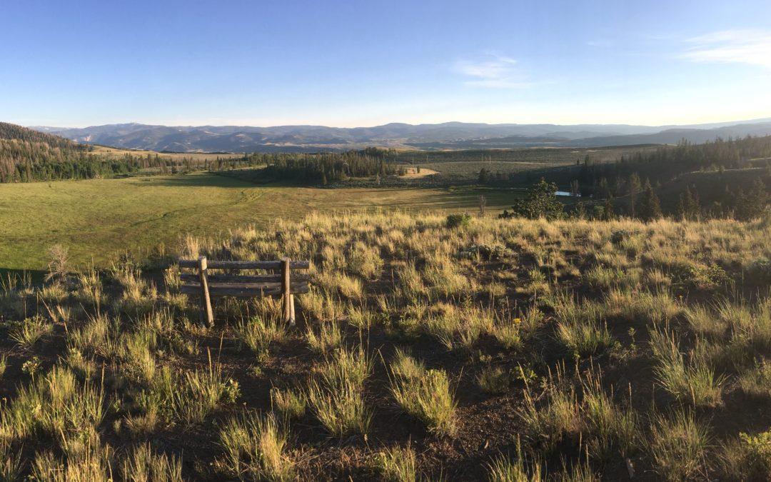 Dubois, Wyoming Cabin