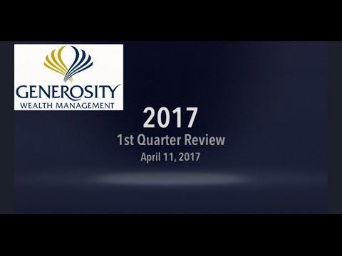 2017 1st Quarter Review