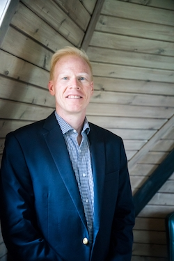 Michael Brady, Founder of Generosity Wealth Management