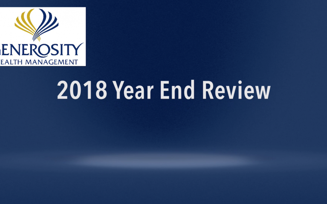 2018 Year End Review