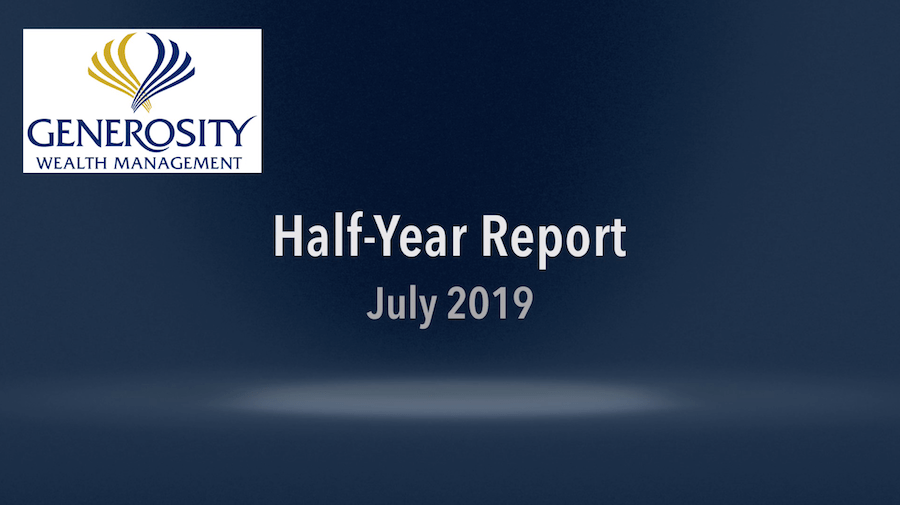 2019 Half-Year Report