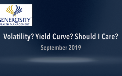 Volatility and Yield Curve