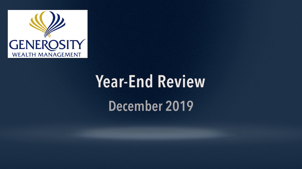 2019 Year-End Review