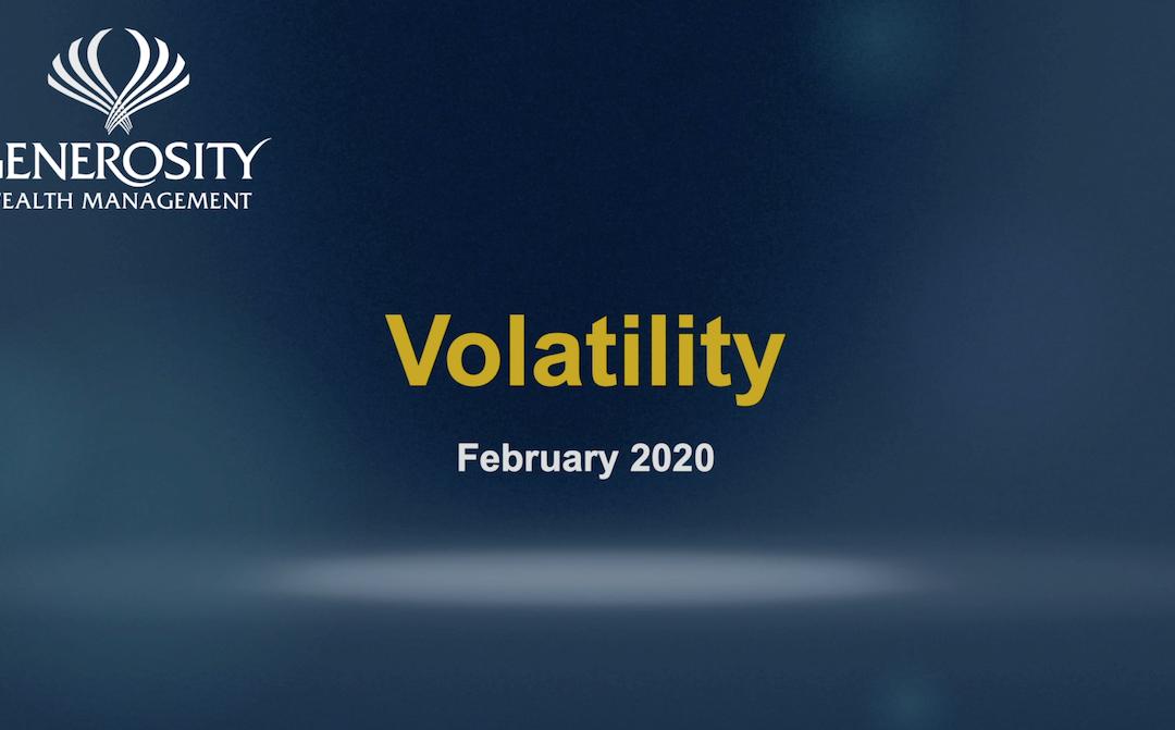 February 2020: Volatility