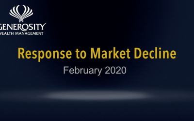 February 2020: Market Decline Updates