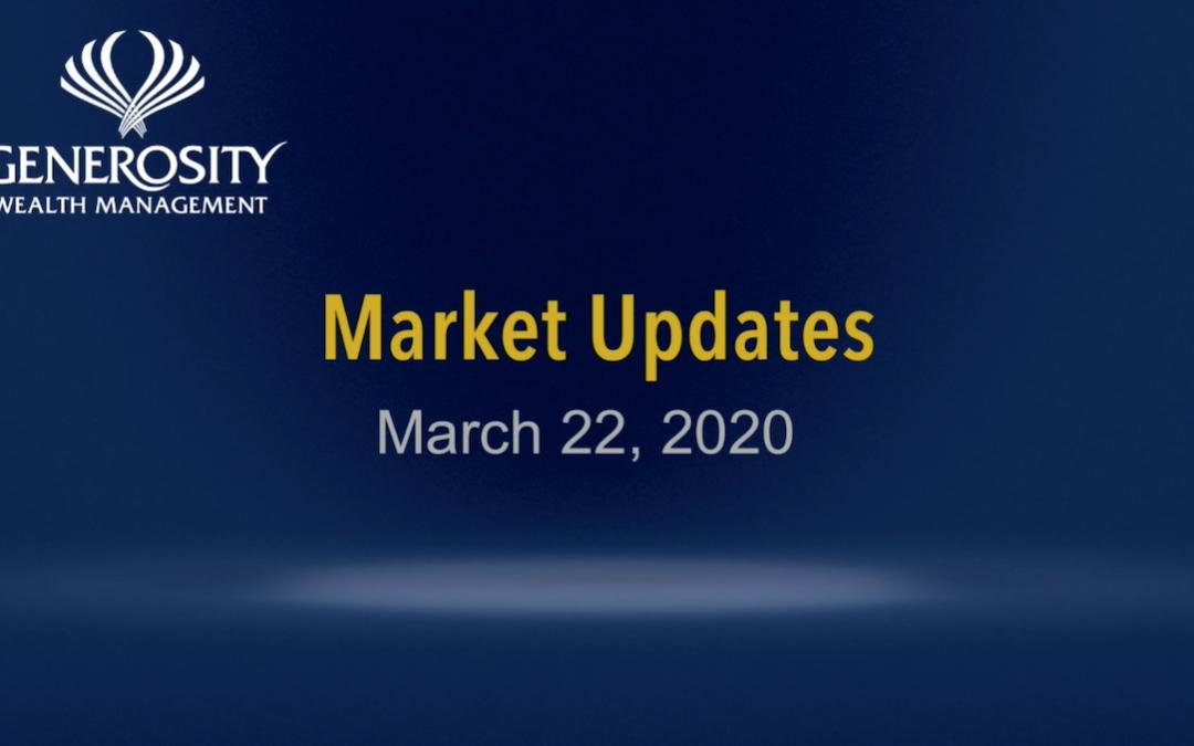 March 22 Market Update
