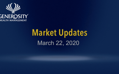 March 22 Market Update