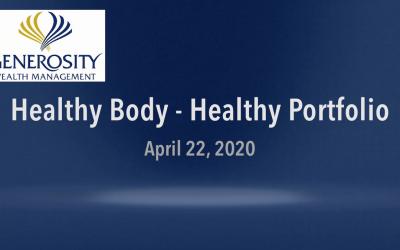 Healthy Body, Healthy Portfolio