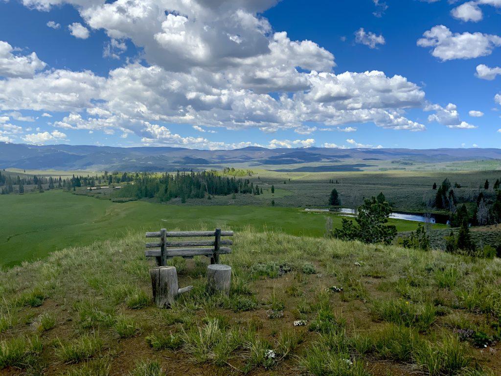 Generosity Wealth Management Dubois Wyoming Retreat