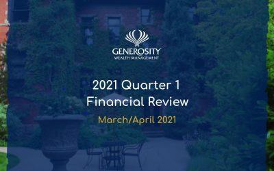 2021 Quarter 1 Financial Review